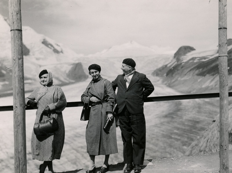 Fuscher Törl, 1938