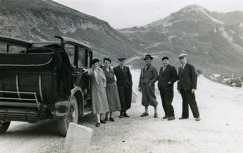 Edelweißspitze, 1938