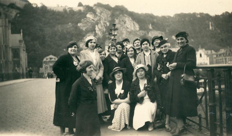 Dinant, 1934