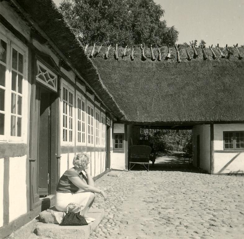 Fynske Landsby, Odense, 1959