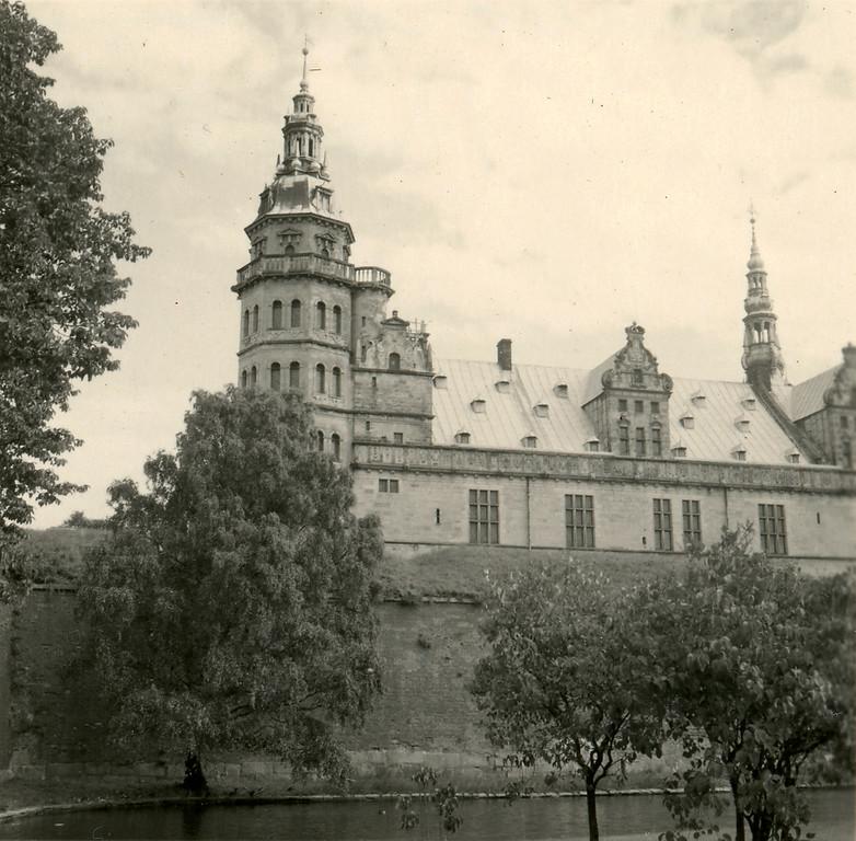 Kronborg Castle, Helsingør, 1959