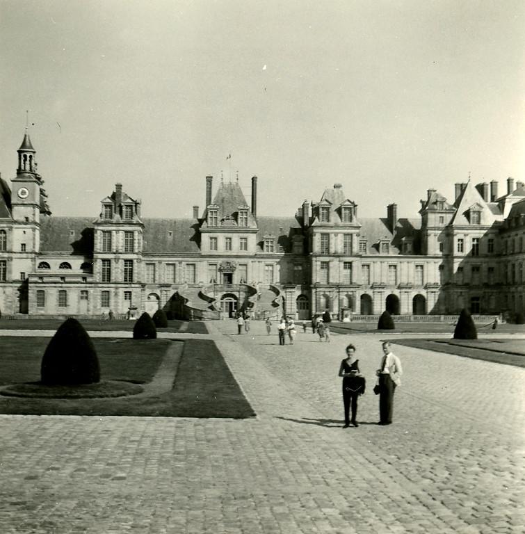 Fontainebleau, 1959