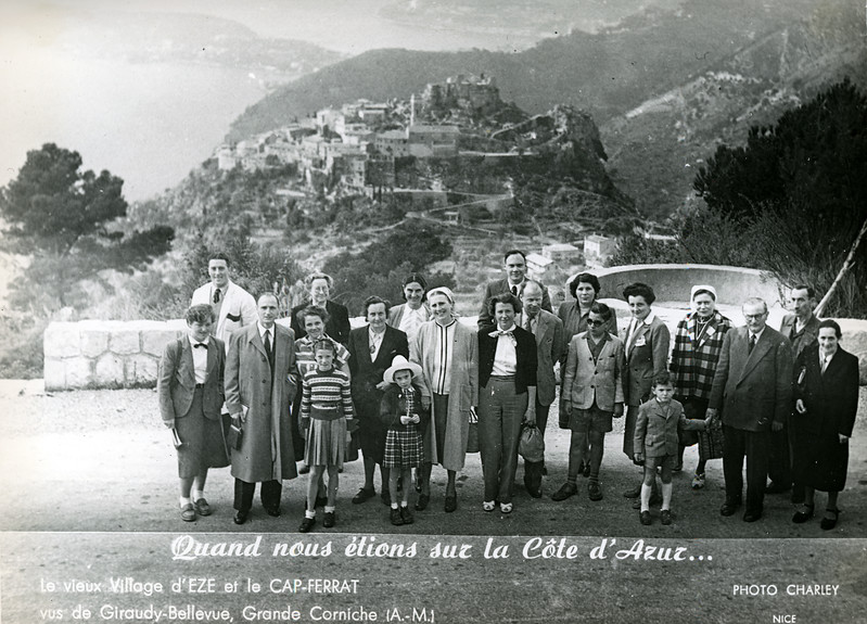 Eze, 1953