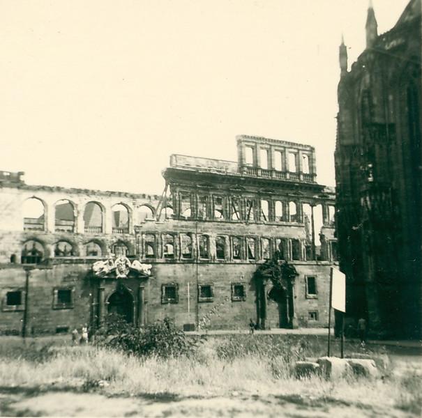 Nuremberg, 1952