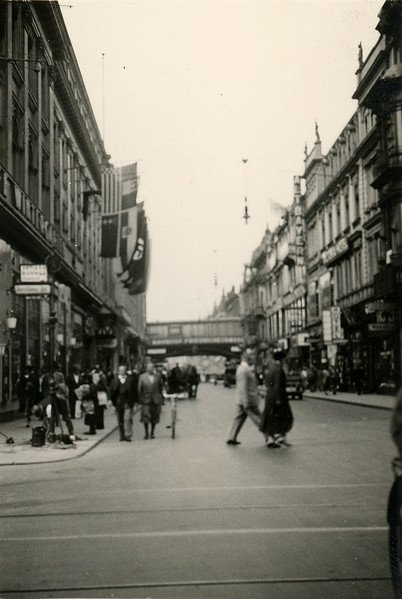 Berlin, Friedrichstrasse, 1935