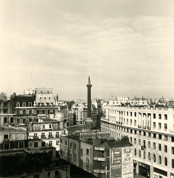 London, West End, 1956