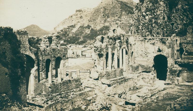 Taormina, 1910