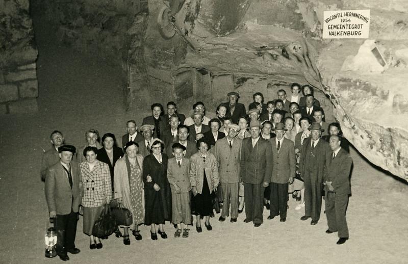 Valkenburg, 1954