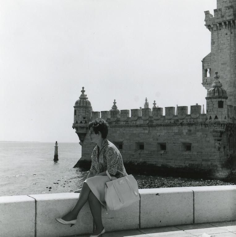 Torre de Belém, 1962