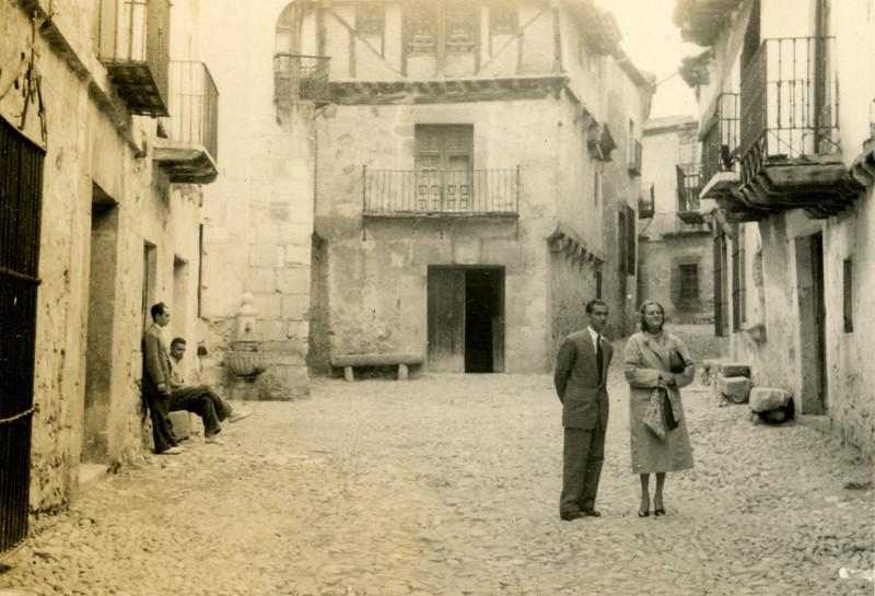 Pedraza, 1955
