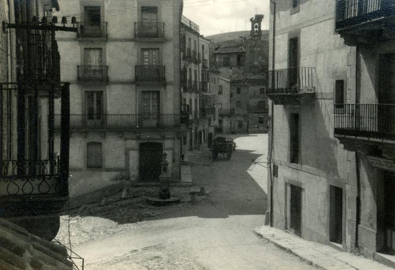 Sepúlveda, 1955