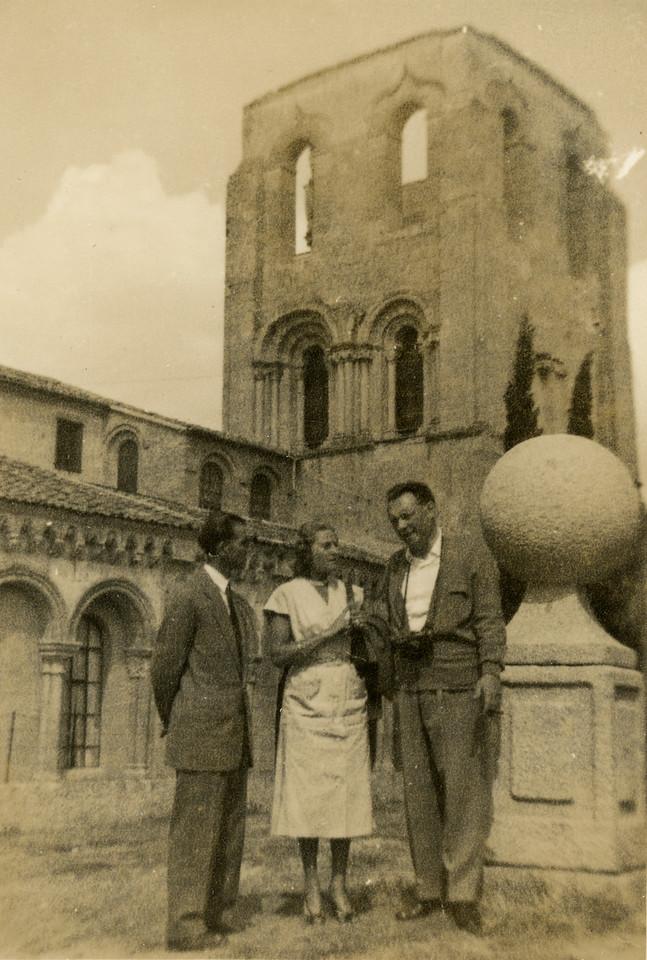 Segovia, 1955
