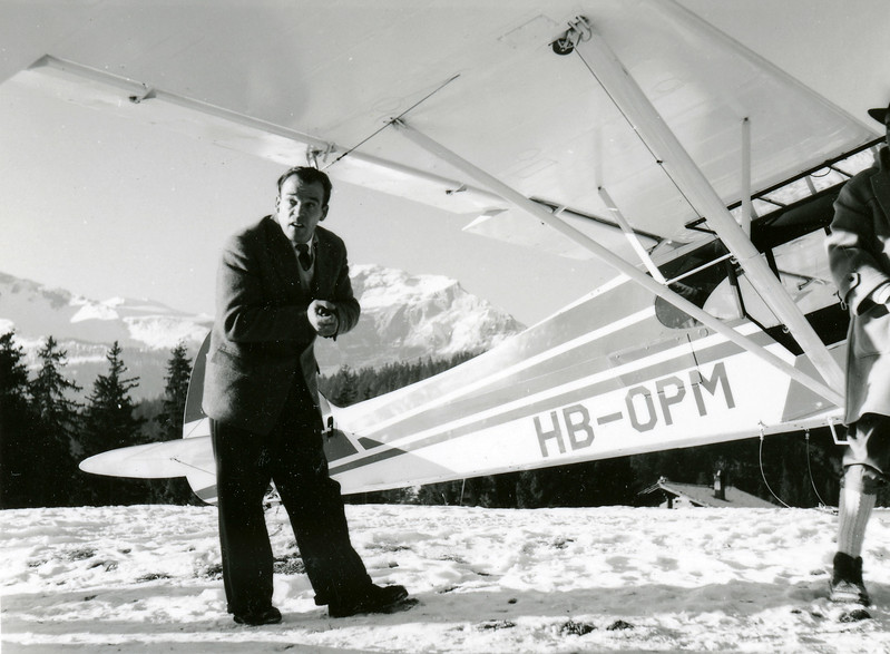 Meet The Glacier Pilot, 1957