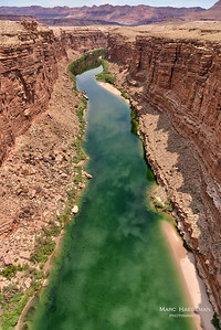 Marble Canyon reflections