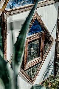 Bell in the window