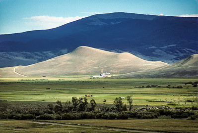 Ranch, Gunnison River Valley, CO