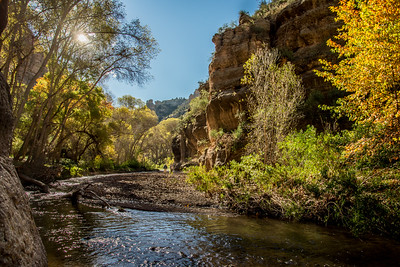 Aravaipa Canyon Hiking #1