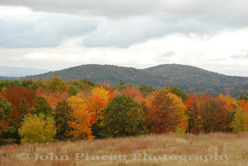 Fall Foliage from Hacker's Hill - Casco, Maine<br /> FO_0027-DSC_5260