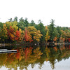 Fall Foliage along Crystal Lake - Harrison, Maine<br /> FO_0052-DSC_5337