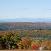 Fall Foliage from Hacker's Hill - Casco, Maine<br /> FO_0036-DSC_5417