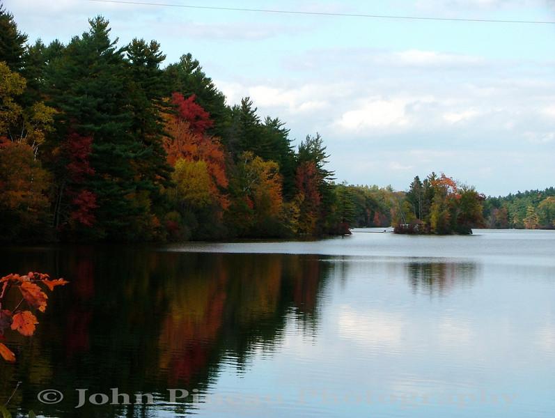 Fall Foliage - Gorham, Maine<br /> FO_0015-DSCF5221