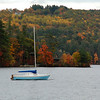 Fall Foliage along Long Lake - Harrison, Maine<br /> FO_0029-DSC_5283