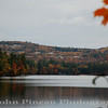 Fall Foliage along Crystal Lake - Harrison, Maine<br /> FO_0031-DSC_5338