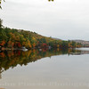 Fall Foliage along Crystal Lake - Harrison, Maine<br /> FO_0030-DSC_5325