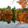 Fall Foliage from Shaw Park - Gorham, Maine<br /> FO_0012-DSCF5209