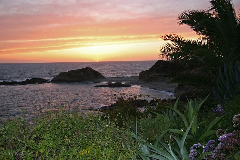 Laguna Beach Sunset I
