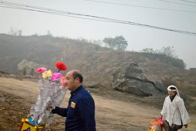 Dengfeng, Henan Province.