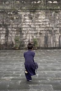Zixiao  (Purple Heaven) Temple, Wudangshan, Hubei Province