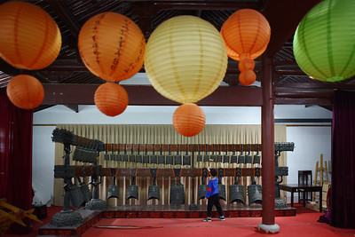Baoguo Temple, Ningbo, Zhejiang Province