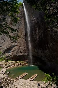 Dalongqiu (Big Dragon Falls), Yandangshan, Zhejiang Province 大龙湫雁荡山