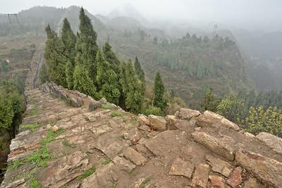 Miaojiang Great Wall, Zhenyuan, Guizhou Province 苗疆长城