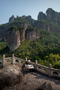 Yandangshan, Zhejiang Province