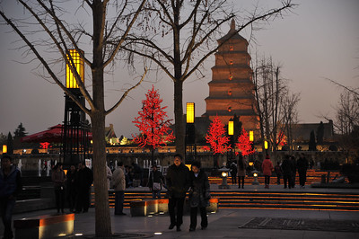 Xi'an, 2012