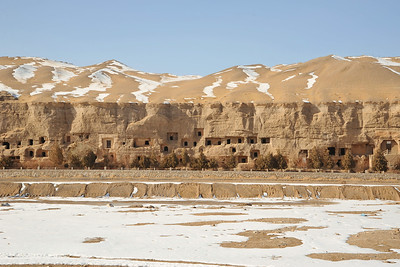 North Mogao Grottoes, Dunhuang, 2012