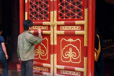 Biyun Temple, Beijing, 2004