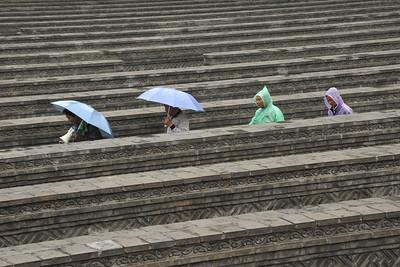 Huanghuazhen, Yuanmingyuan, Beijing, 2011