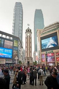 Jiefangbei, Chongqing, 2015