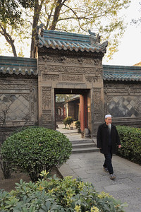 Great Mosque, Xi'an, 2012
