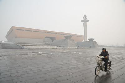 Luoyang Museum, Luoyang, 2012