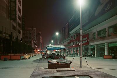 Nanjing Road, Shanghai, 1999