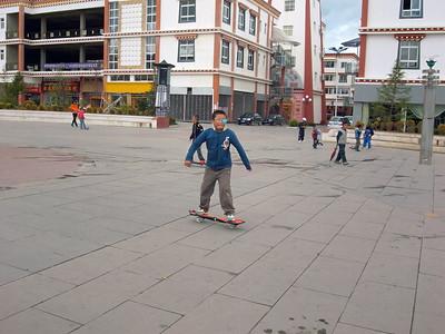 Zhongdian, Yunnan Province, 2008