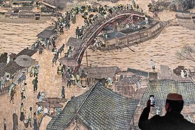 China Art Museum, Shanghai 多媒体版清明上河图
