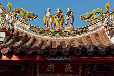 Wu Temple, Kinmen, Taiwan