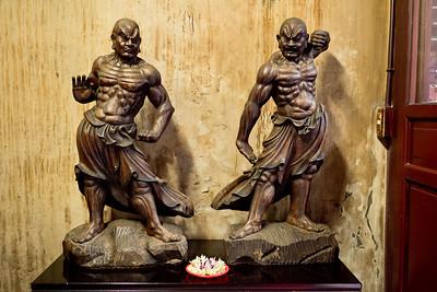 Dadaocheng Cisheng Temple, Taipei, Taiwan  大稻埕慈聖宮