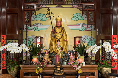 Xuanguang Temple, Sun Moon Lake, Taiwan
