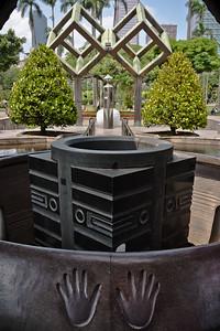 228 Massacre Monument, Taipei, Taiwan